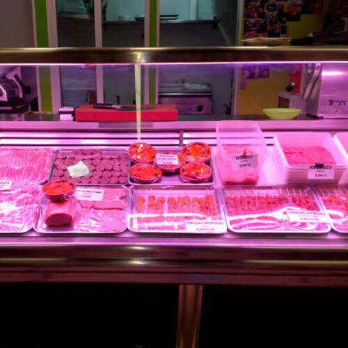 mercado de san Fernando el rincon de Manolo carne para barbacoas mercado de abastos sitos de carne Madrid carne primera calidad carne a buen precio